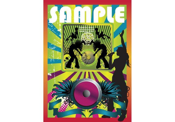 Ilustração do disco