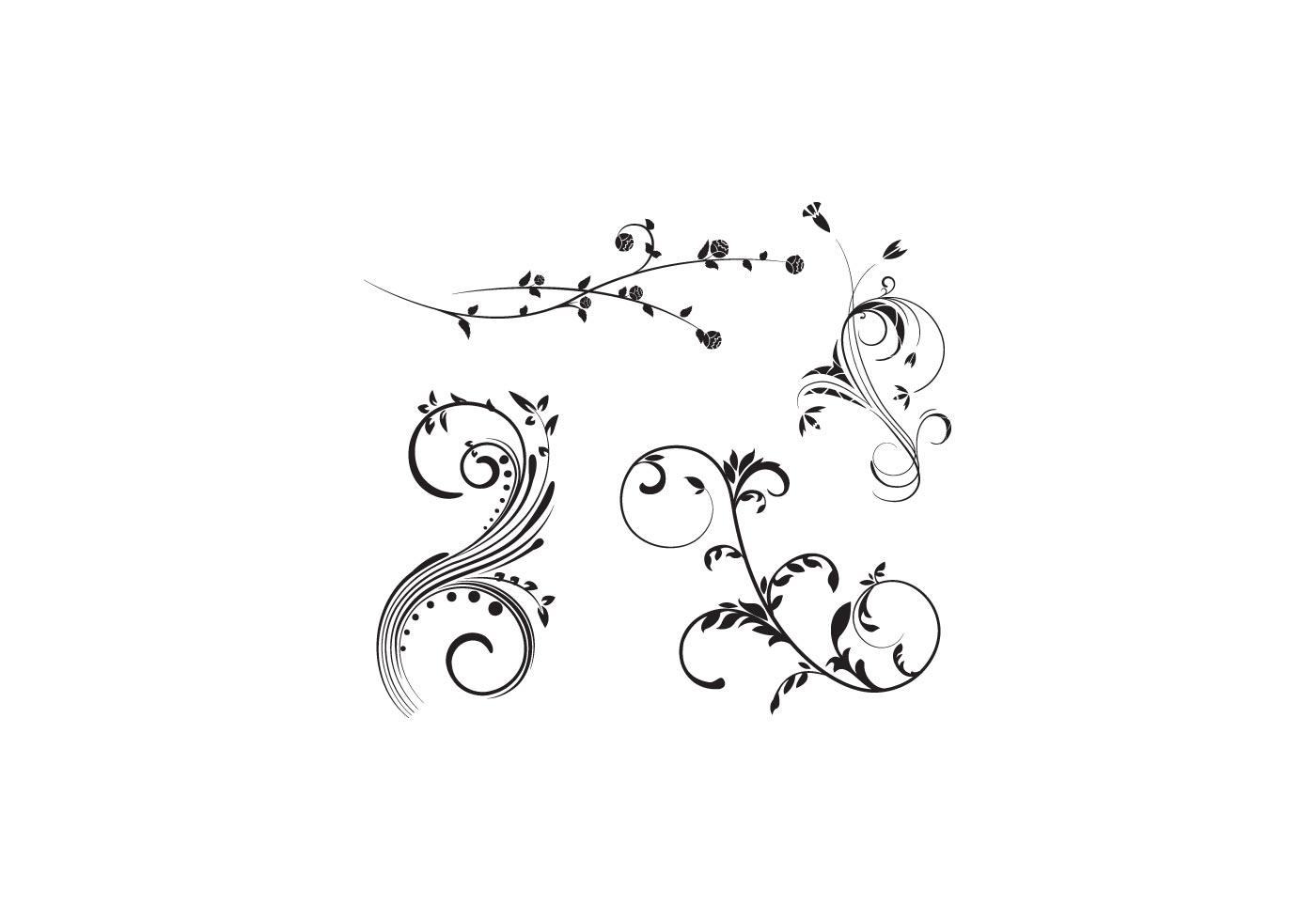 Flourish Free Vector Art - (12206 Free Downloads)