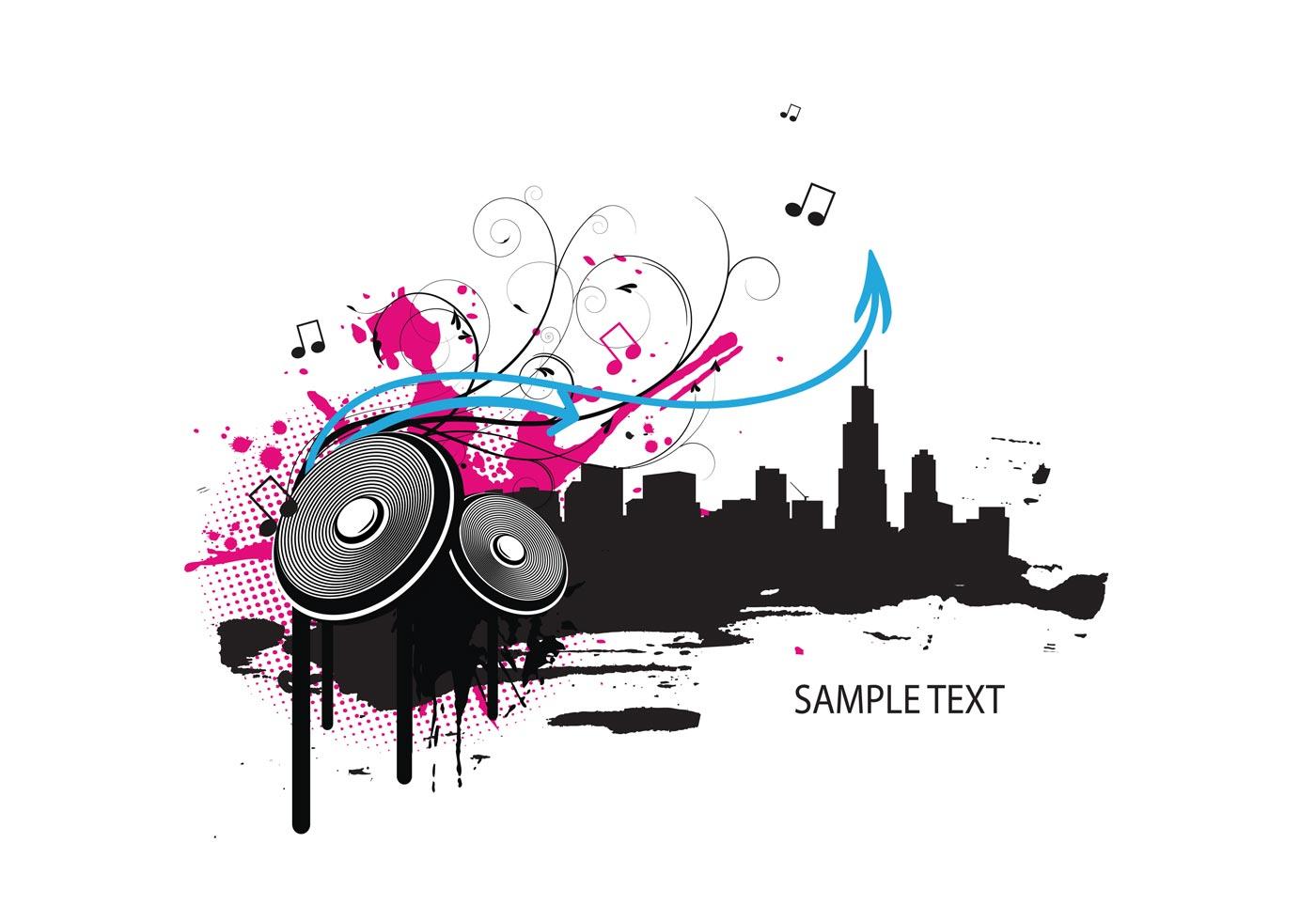 Music Illustration Download Free Vector Art Stock