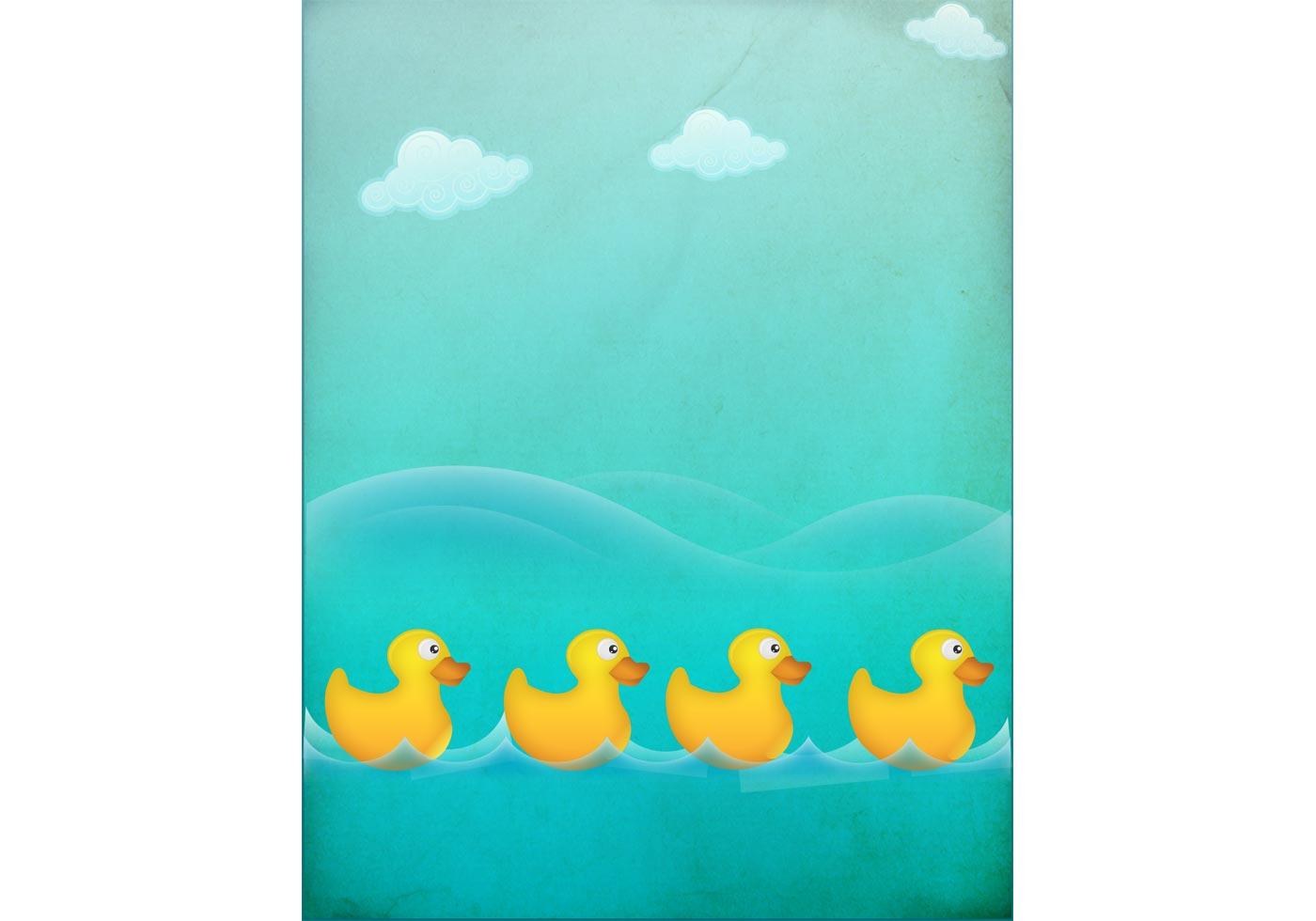 Water Ducks Download Free Vector Art Stock Graphics