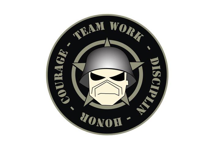 Warrior Logo by Andrebills
