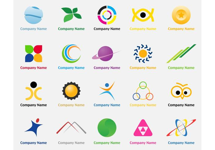 Logo Design Elements Free Vector Download