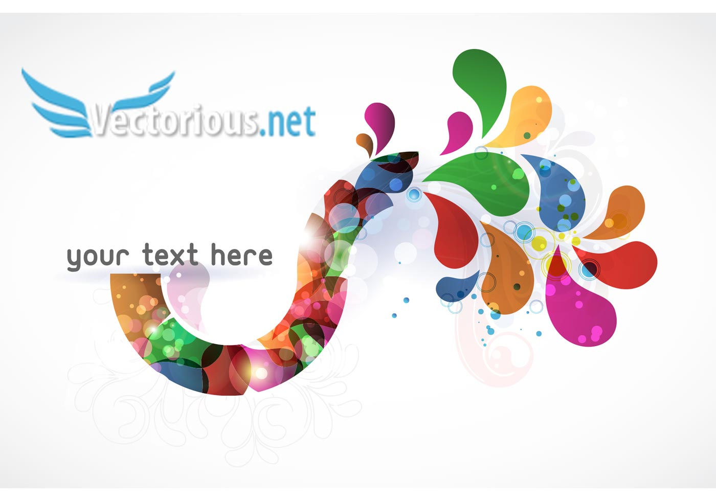 abstract background vector illustration - photo #47