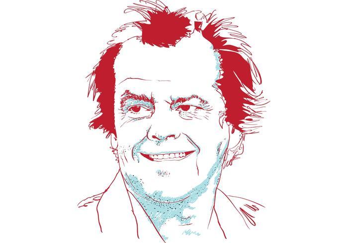 Portrait of Jack Nicholson