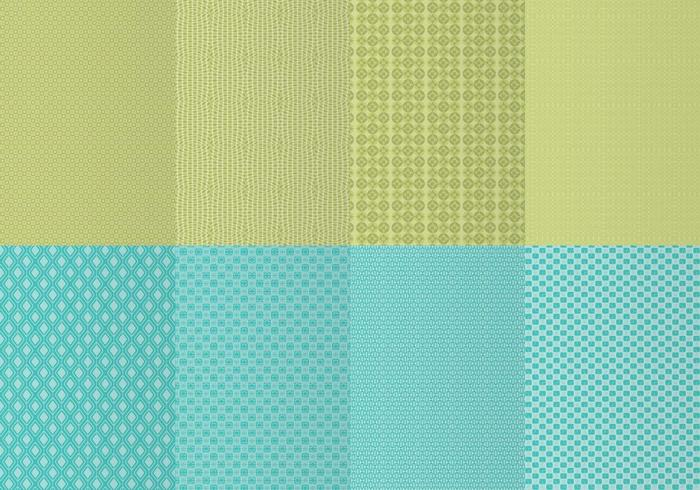 Seamless Retro Illustrator Patterns