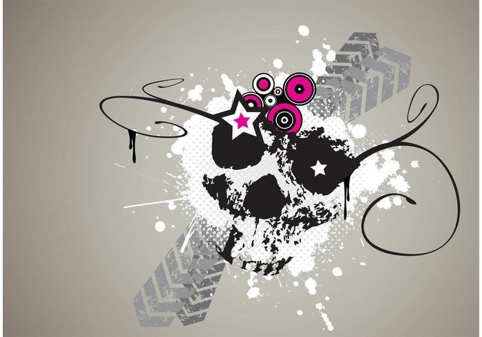 Moderno Burst Vector Art