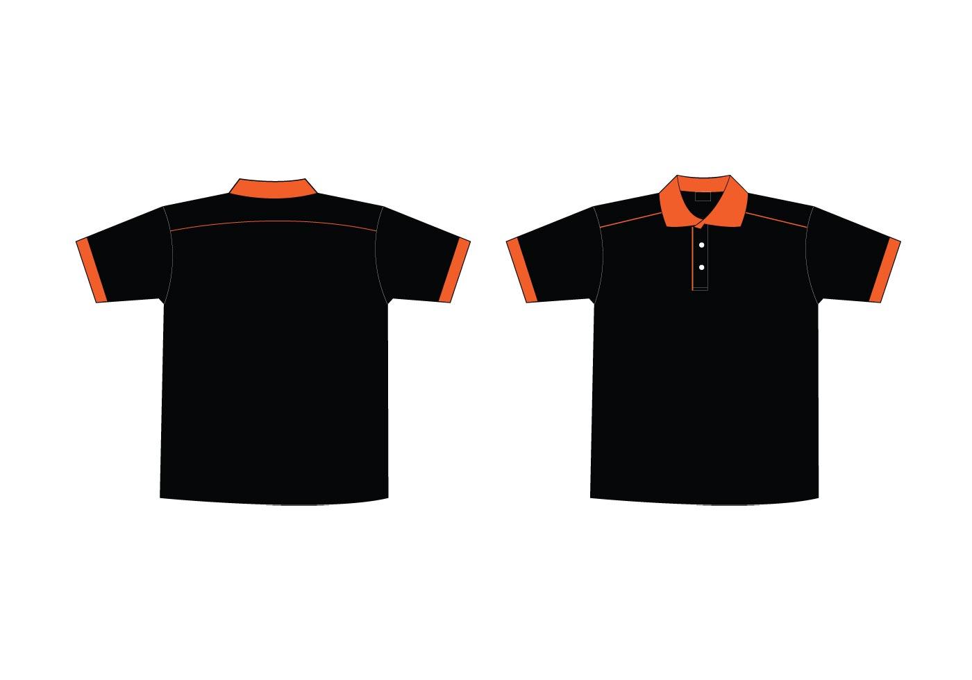 Collar t shirt free vector art 1666 free downloads maxwellsz