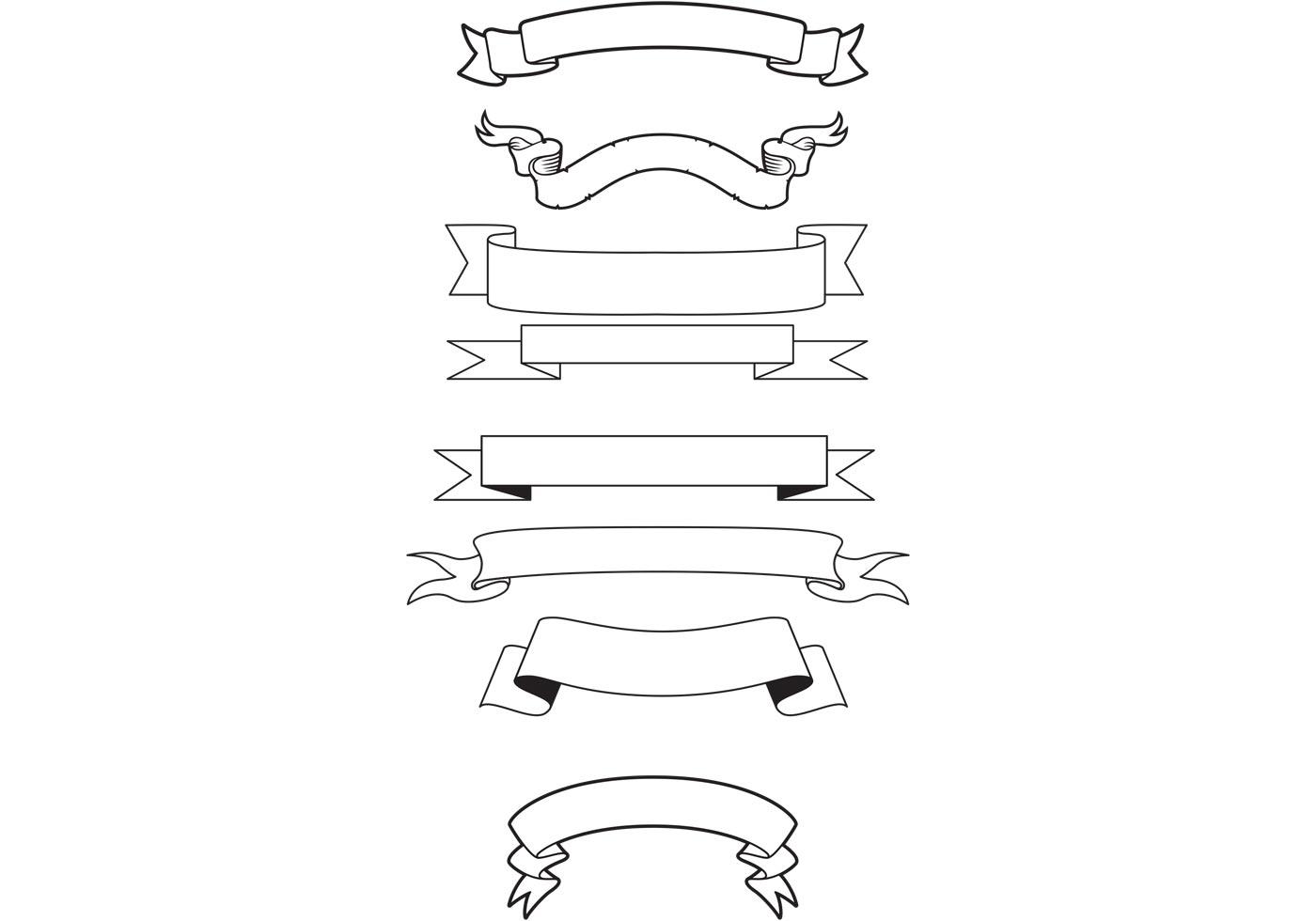 Generic Vector Banners
