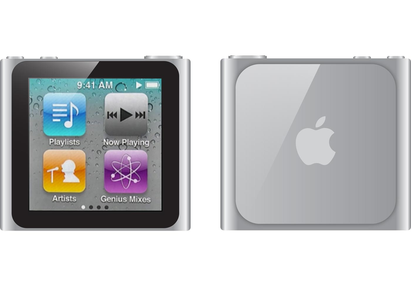 iPod nano Free Vector - Download Free Vector Art, Stock ...