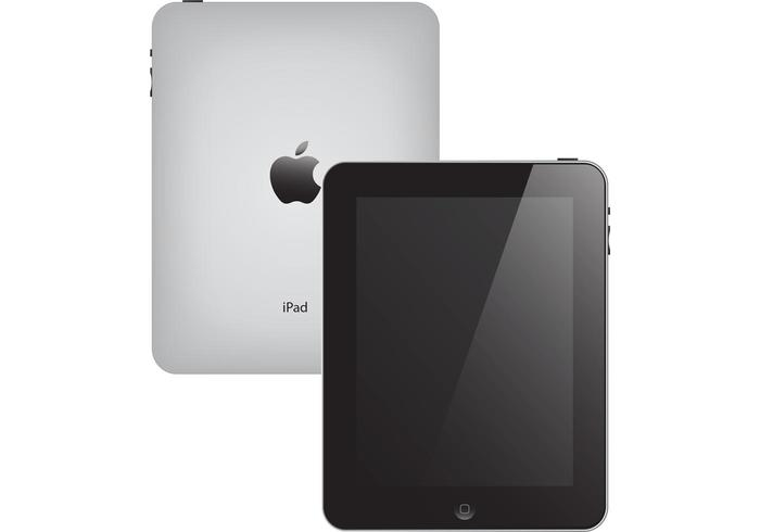 apple ipad vector download free vector art stock