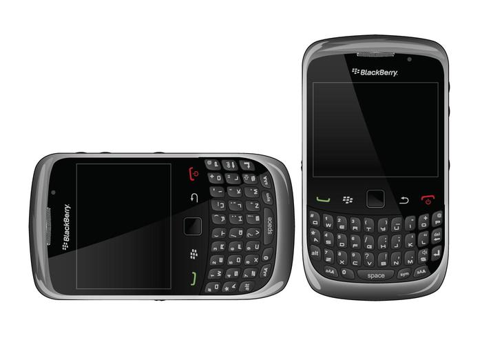Backberry curve 9300