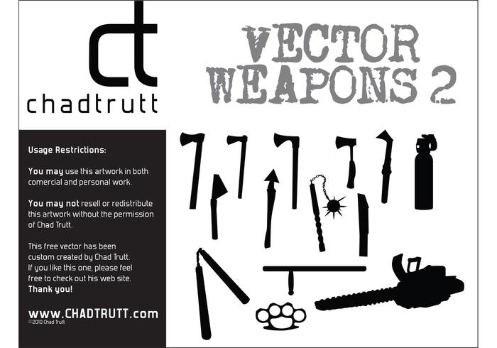 Various Weapons