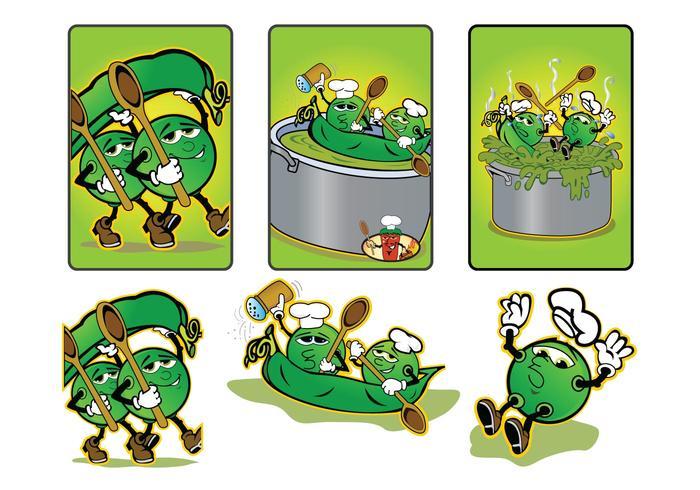 Meet: The Peas!