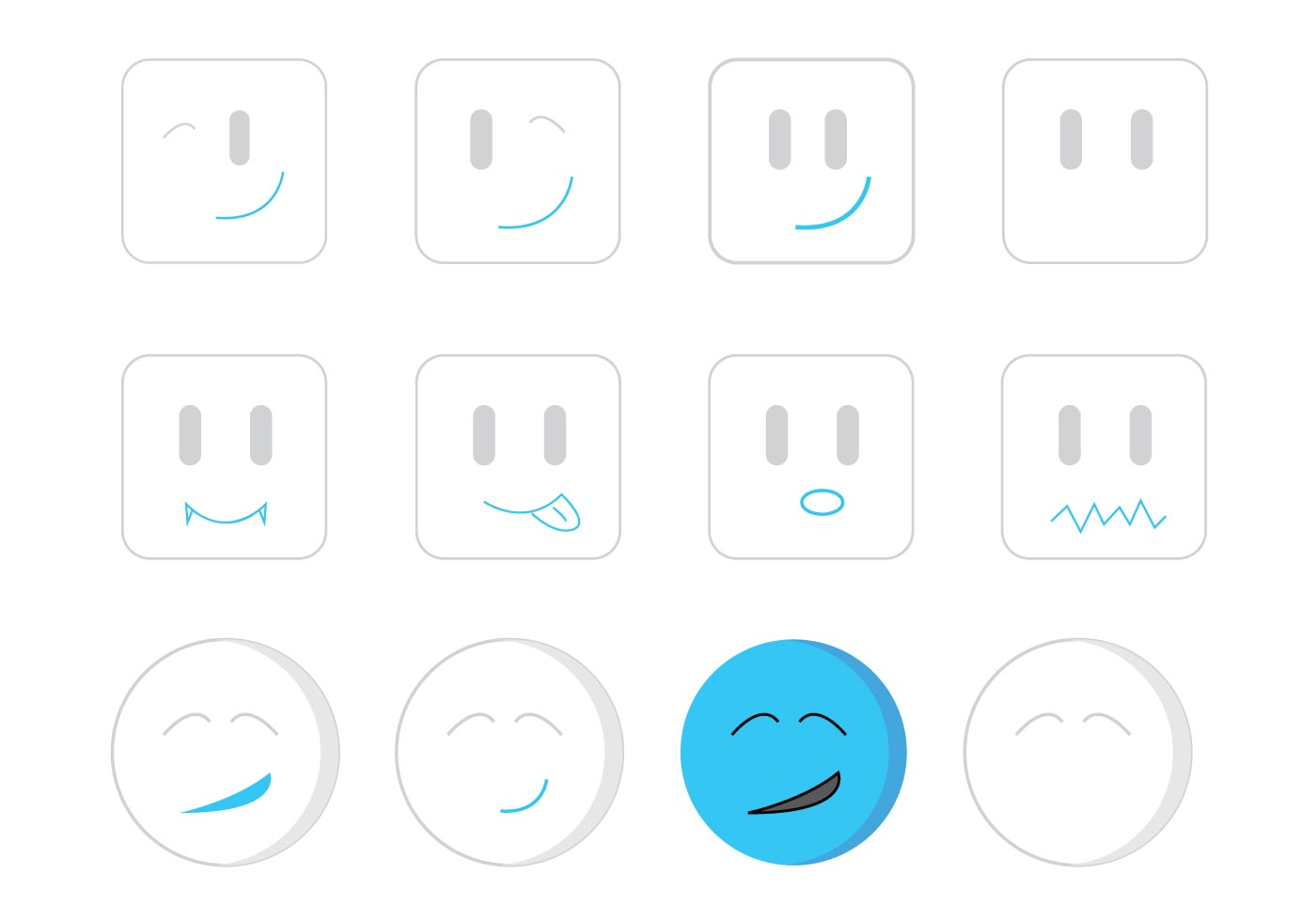 Emotions Free Vector Art - (13476 Free Downloads)