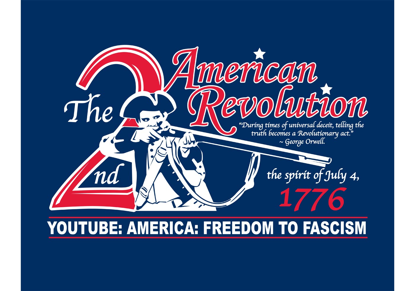 2nd American Revolution Download Free Vector Art Stock