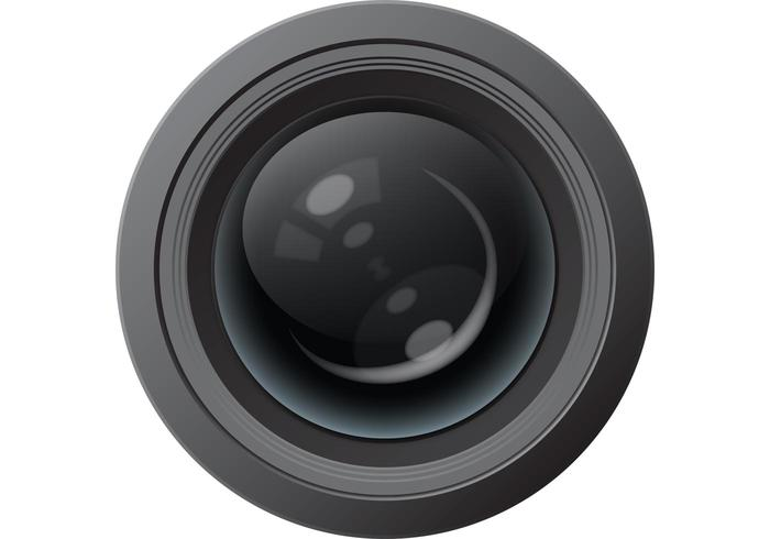 Camera Lens - Download Free Vector Art, Stock Graphics & Images