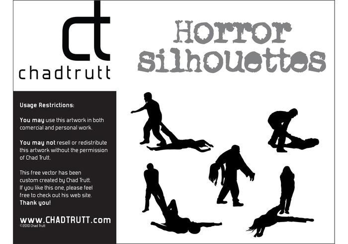 Horror Silhouette -1