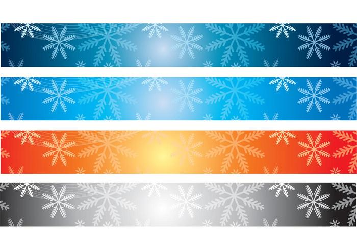 Christmas Banner Backgrounds 728x90
