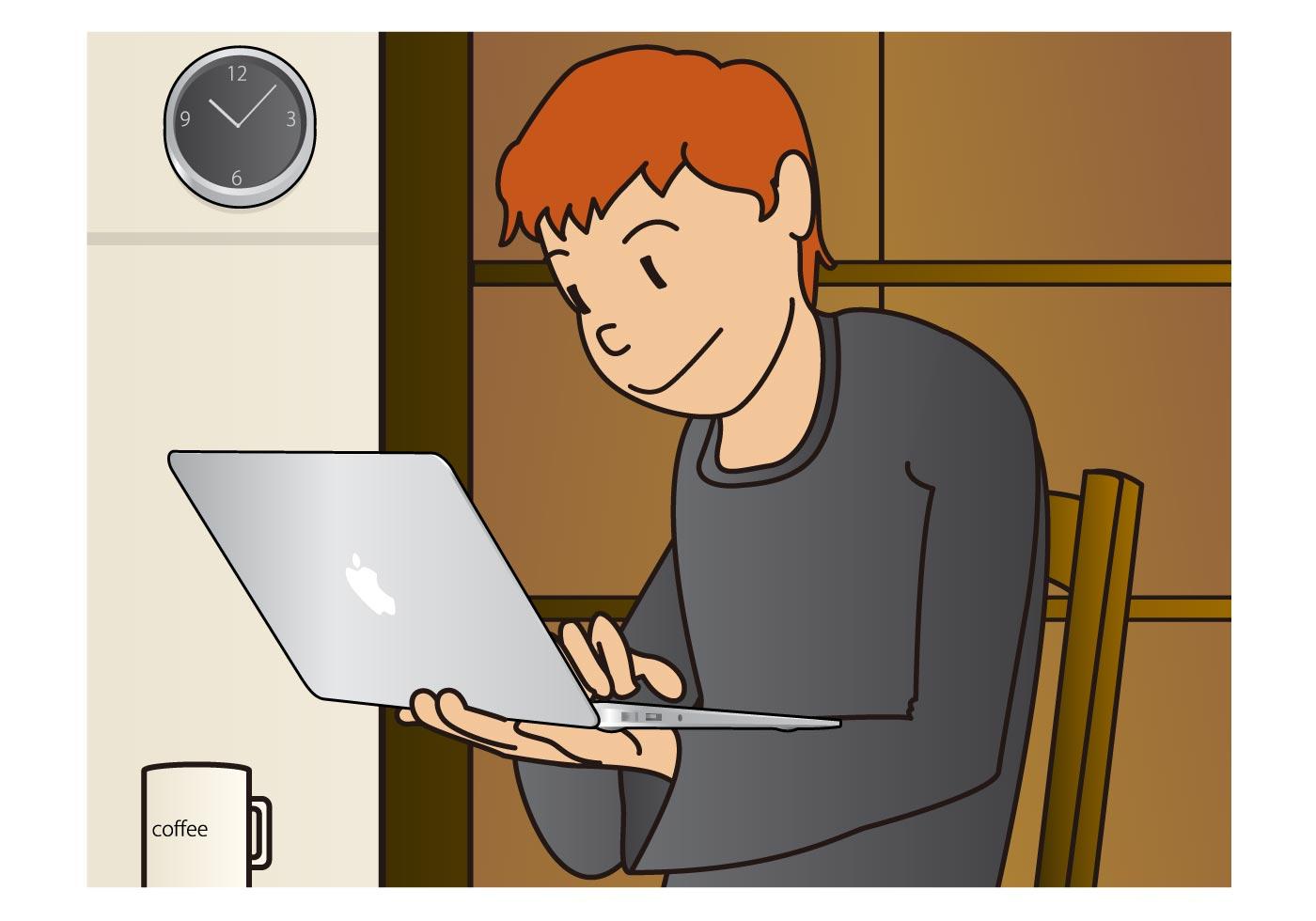 Mac Book Air Download Free Vector Art Stock Graphics