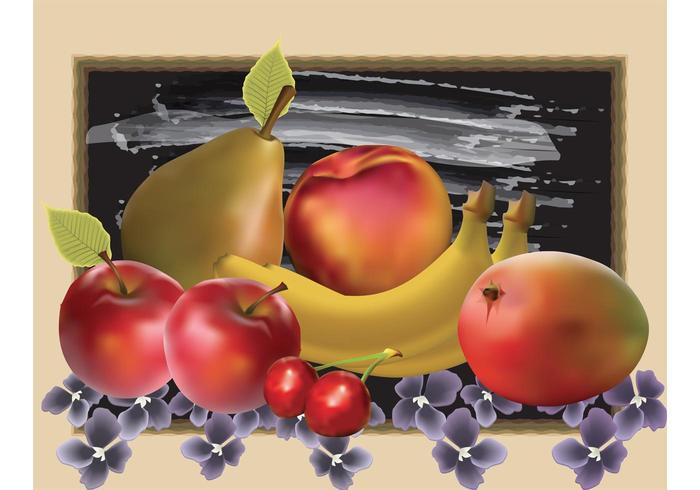 bodegon | fruit