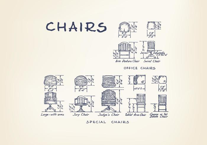 Architectural Standards: Chairs by FRSHNK