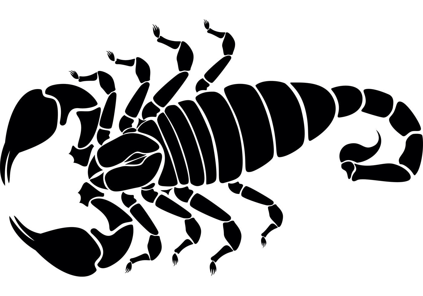 Scorpion Vector Image - Download Free Vector Art, Stock ...