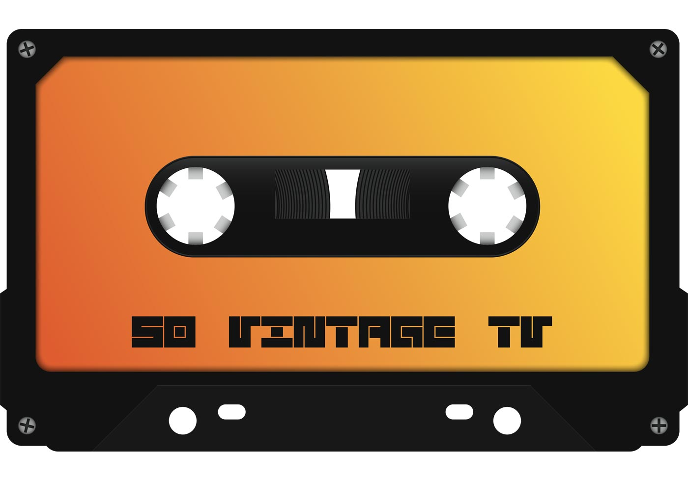 Free Cassette Tape Vector from Vecteezy!