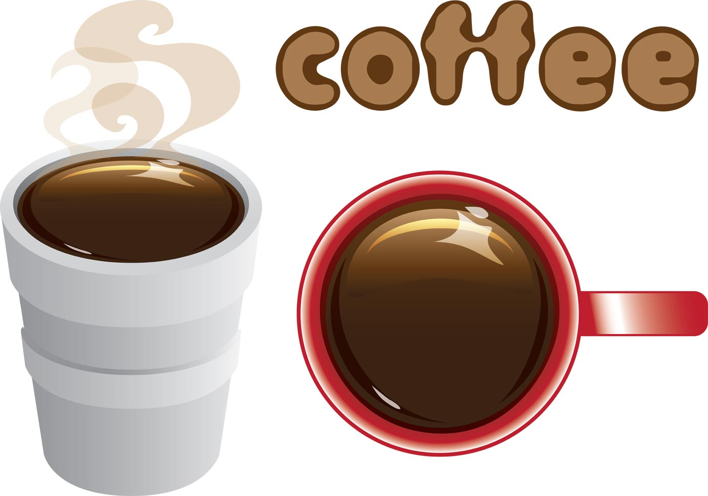 Coffee cup vector free - Coffee Cup Vector Free 70
