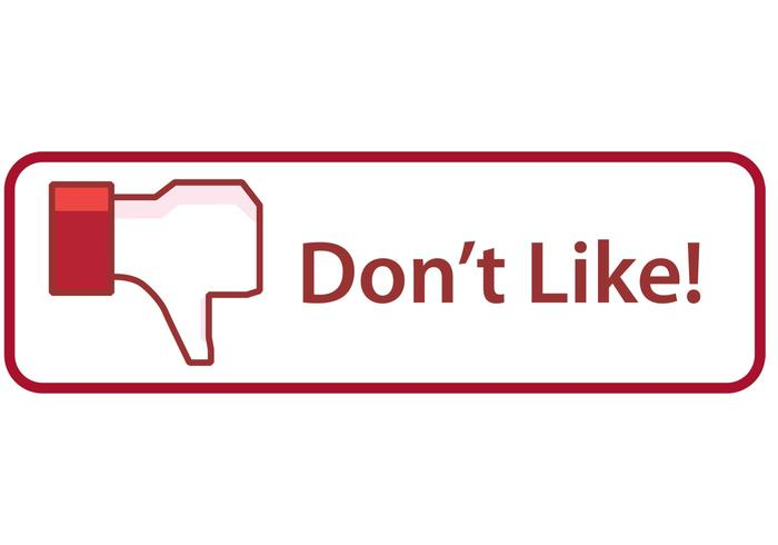 Don't Like Button