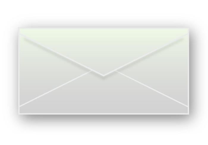 Envelope Icon (soft gradient)