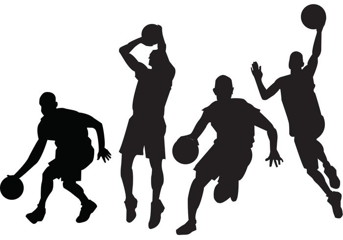 basketball free vector art 7205 free downloads rh vecteezy com basketball vector image basketball vector free