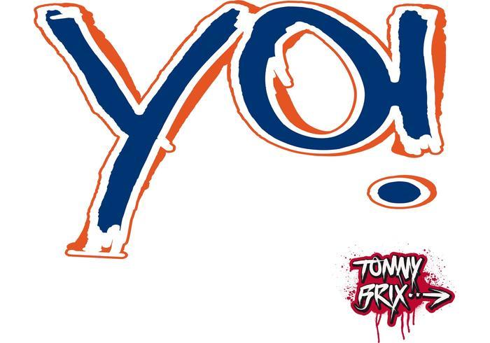 YO! - design Tommy Brix