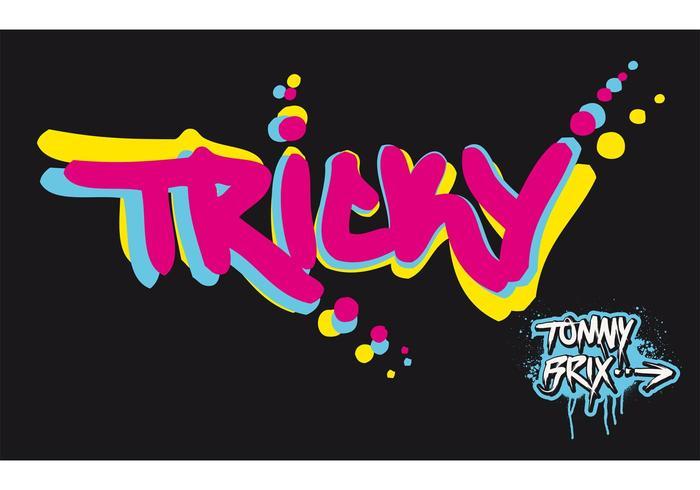 TRICKY - design Tommy Brix