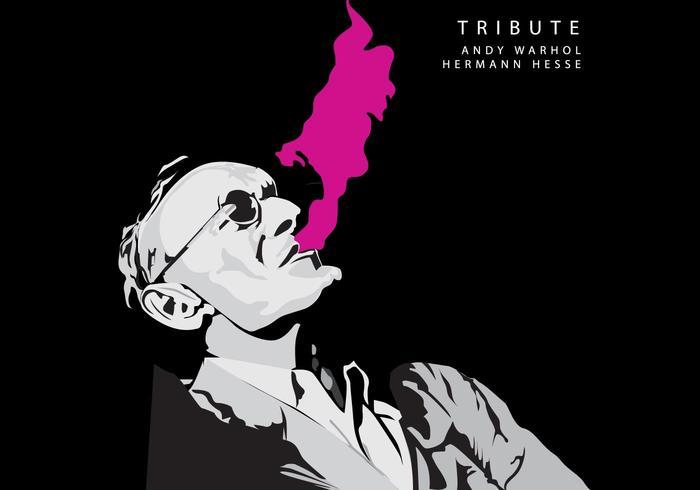 Vector Tributo Hesse-Warhol