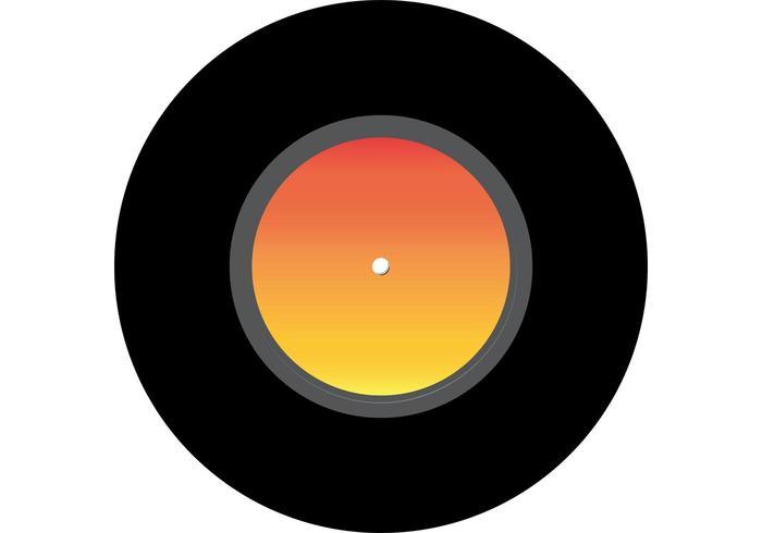 free record vector rh vecteezy com retro vinyl record vector vinyl record vector free