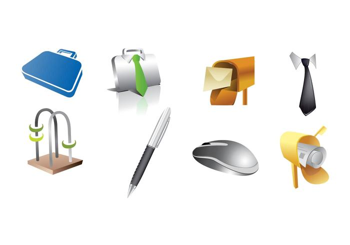 Various Item Icon Set