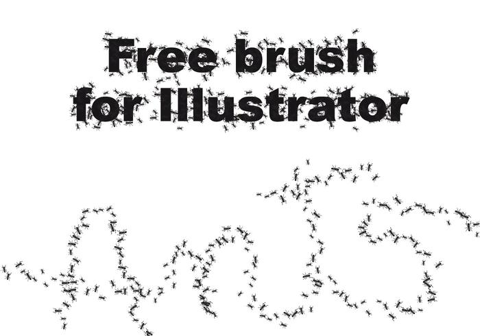 Ant brush