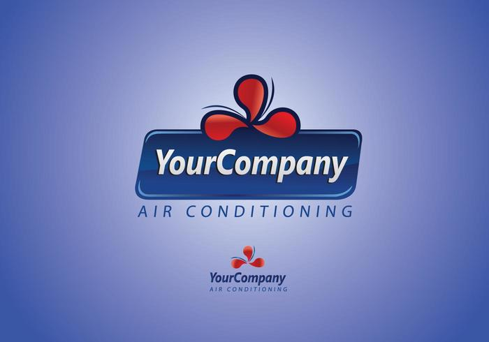 Air Conditioning Logo Template Descargue Gr 225 Ficos Y