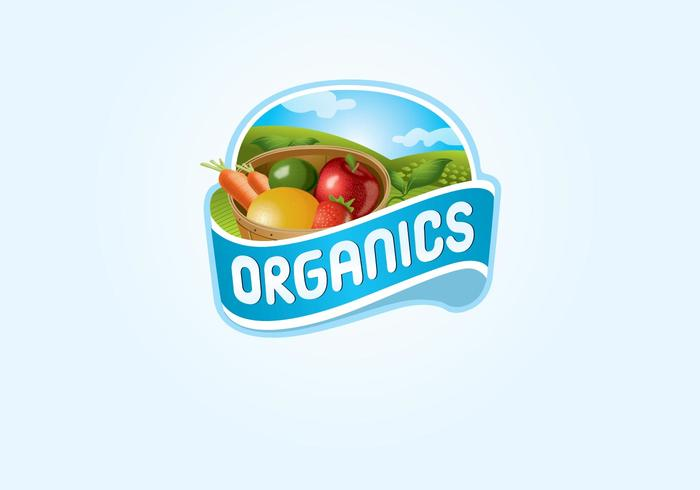 Logotipo de Organics