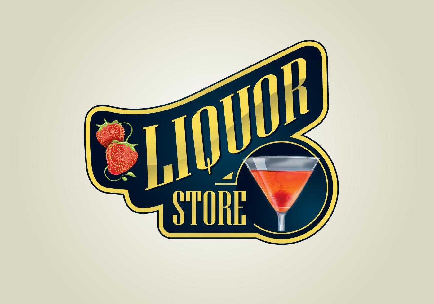 Liquor Store Download Free Vector Art Stock Graphics