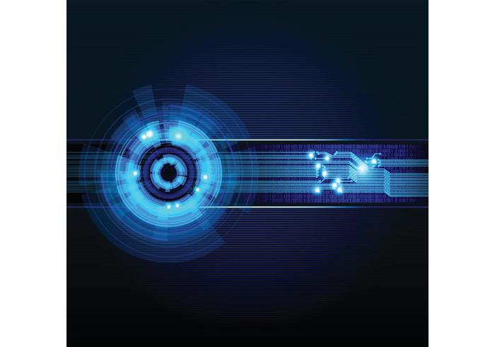 futuristic vector background - photo #9