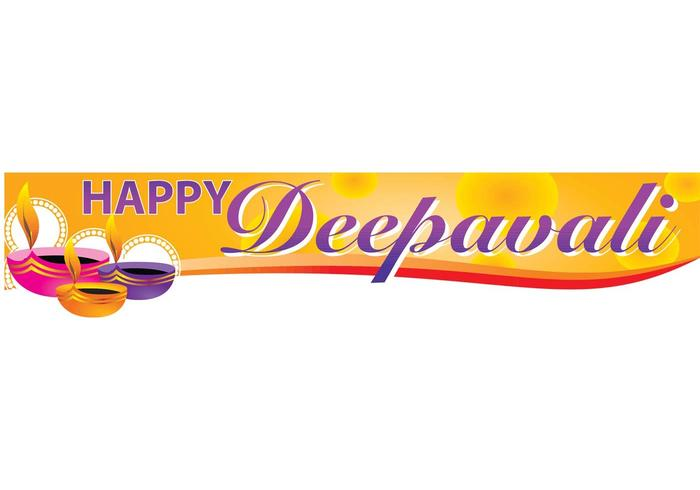 Happy Deepavali Vector