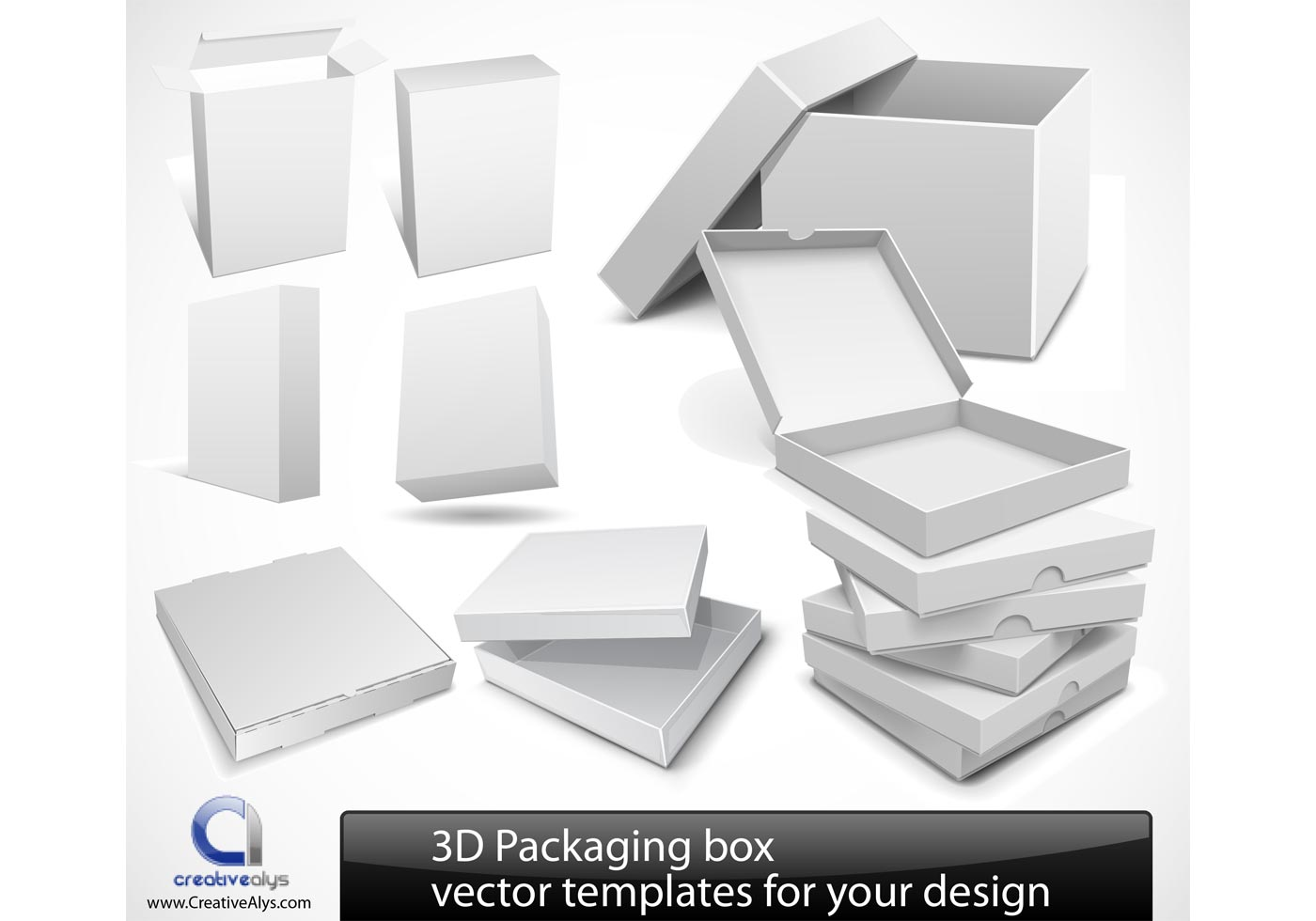 Packaging Templates Free Vector Art 23115 Free Downloads