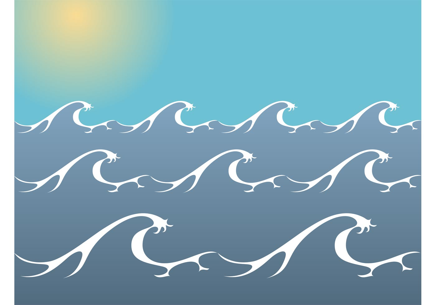 Ocean Free Vector Art - (8762 Free Downloads)