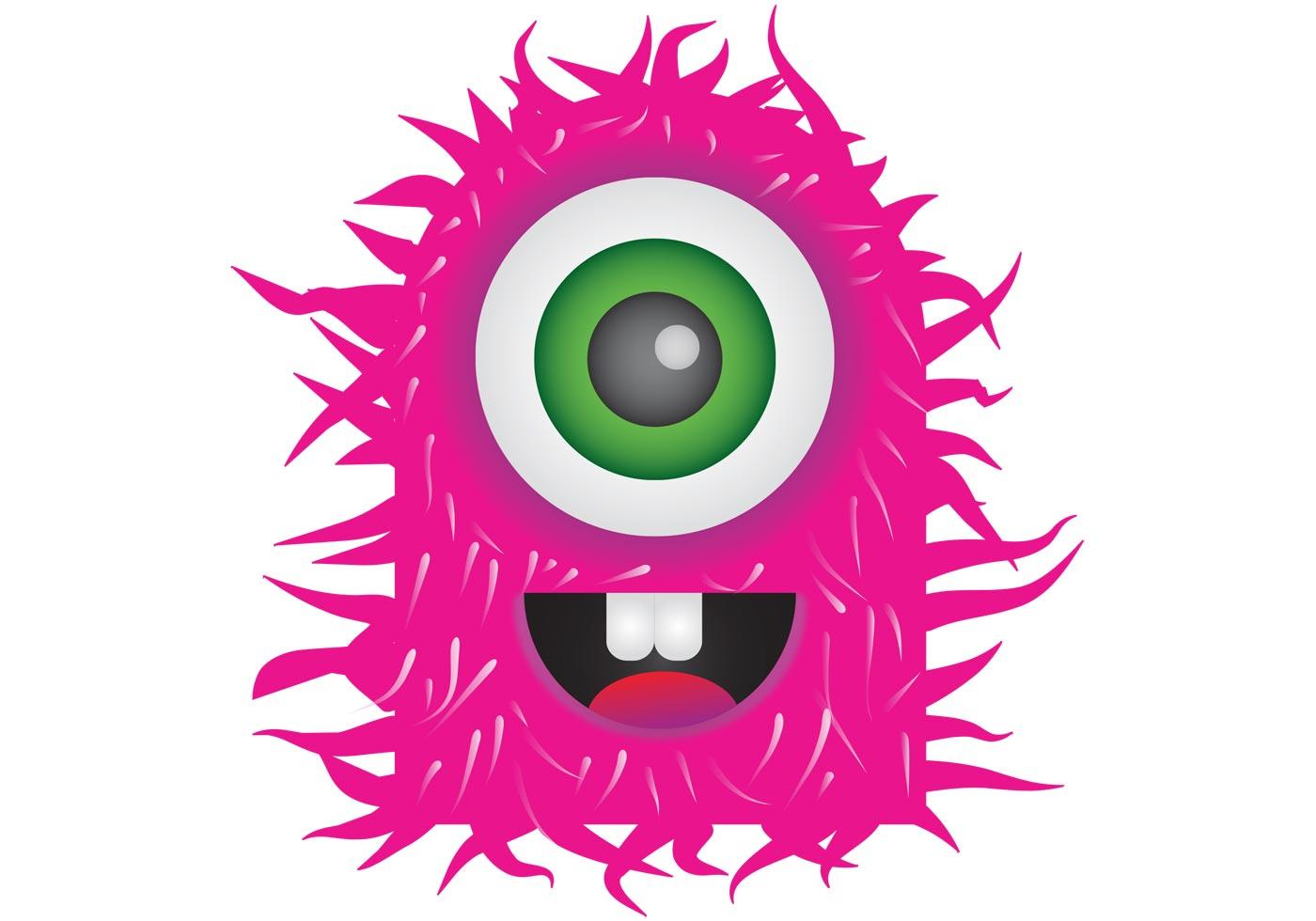 free pink monster vector rh vecteezy com pink monkey colorado springs pink monkey colorado