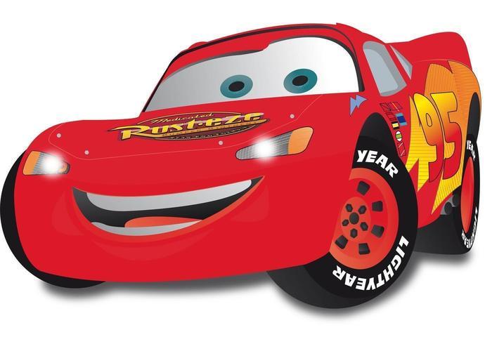 Saetta Mcqueen vettore