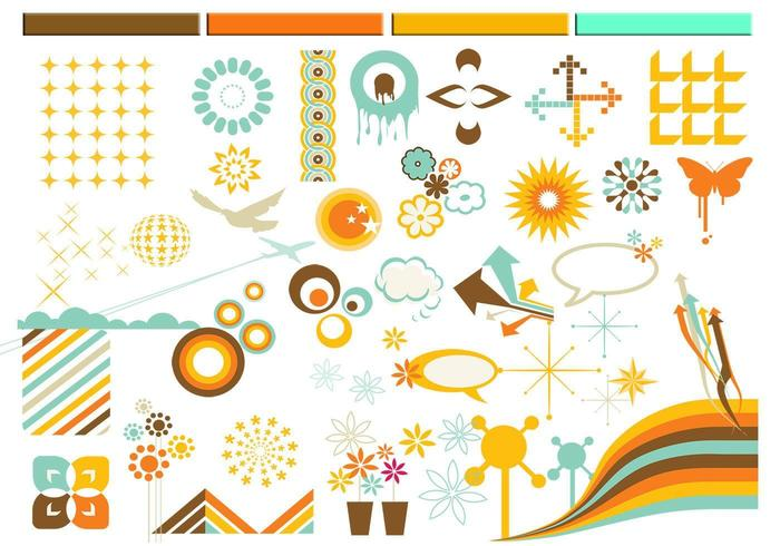 Design Elements Vector Pack