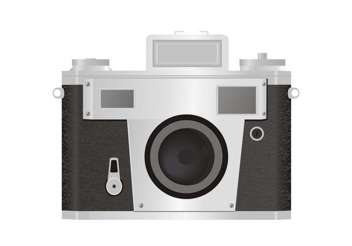35mm Classic Camera Vector