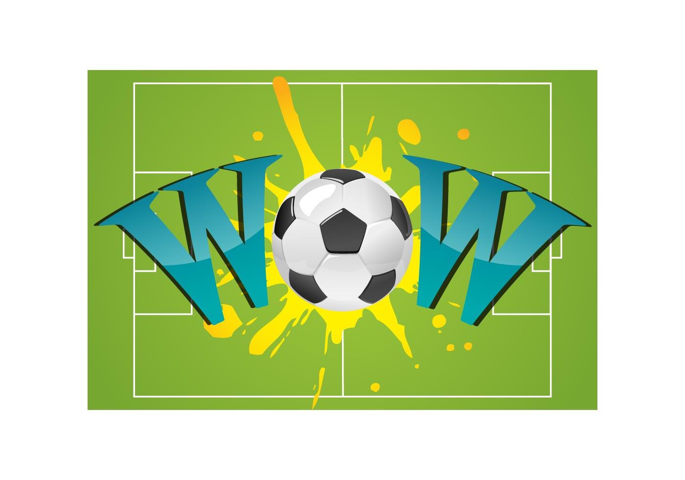Soccer Ball Design Cake