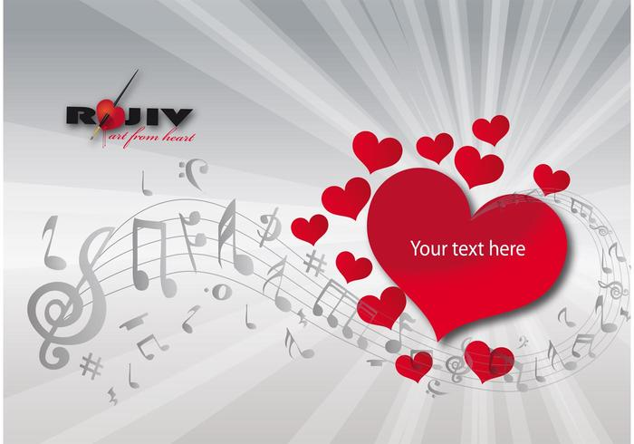 Musical wall paper